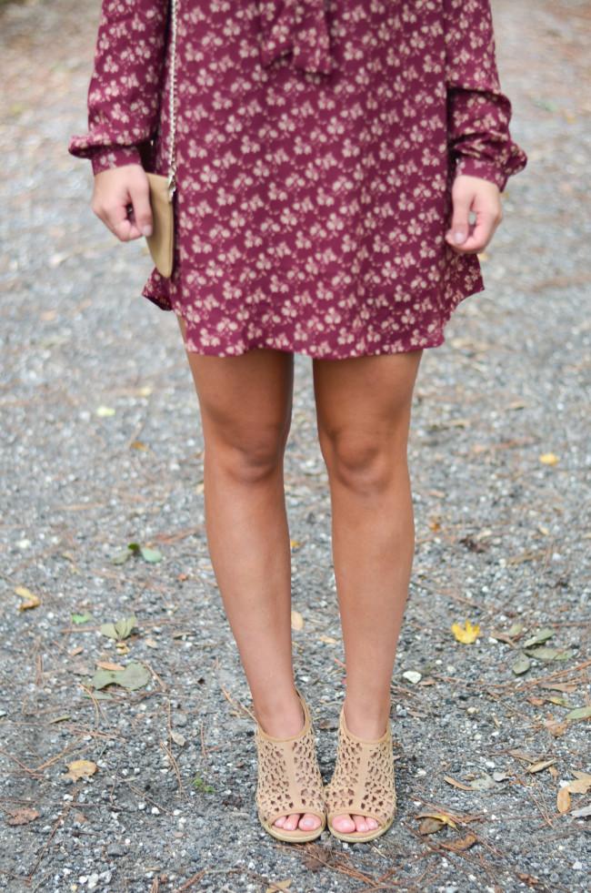 Maroon_dress-10