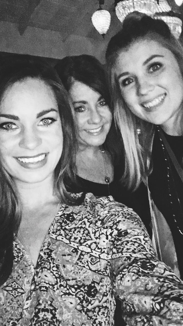 Girls Night Romper-18