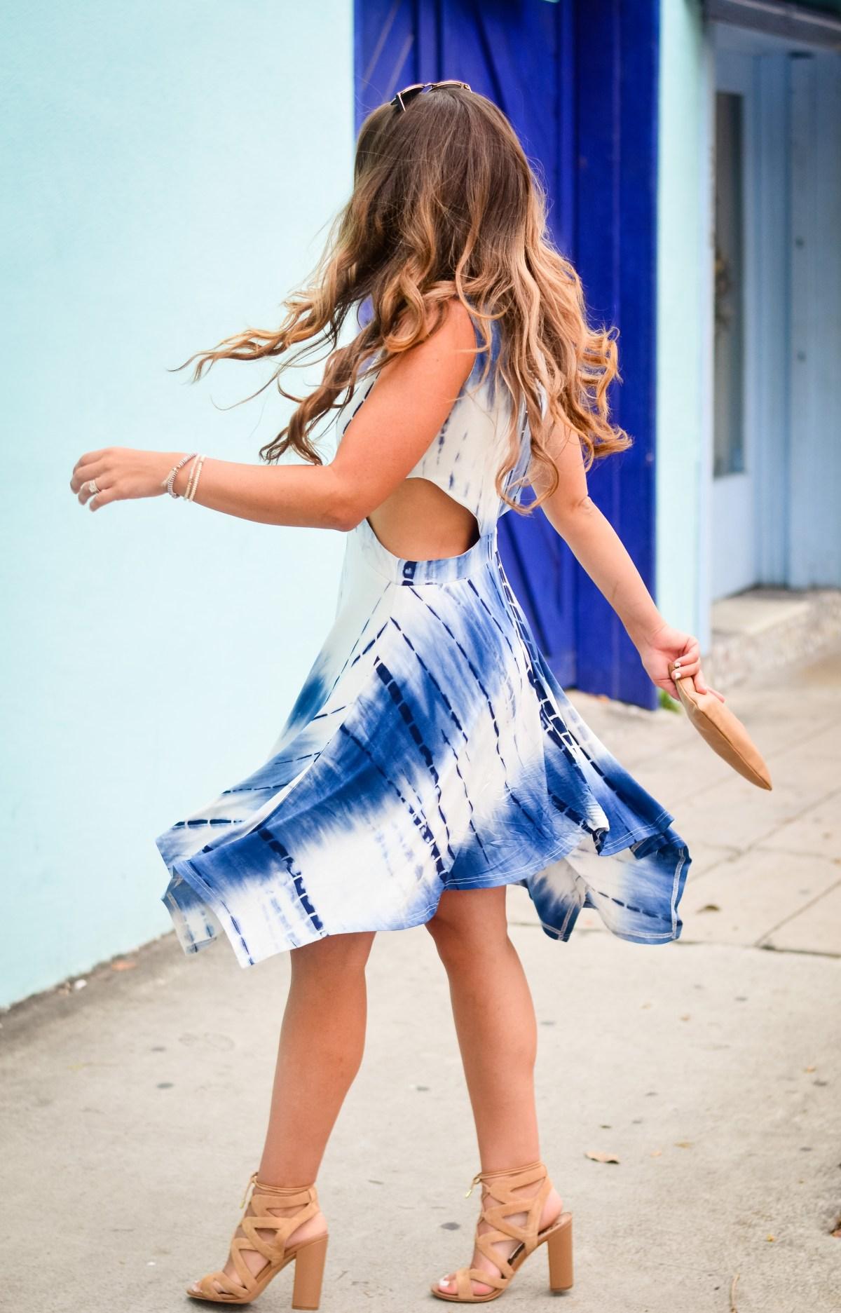 tiedye swing dress-12