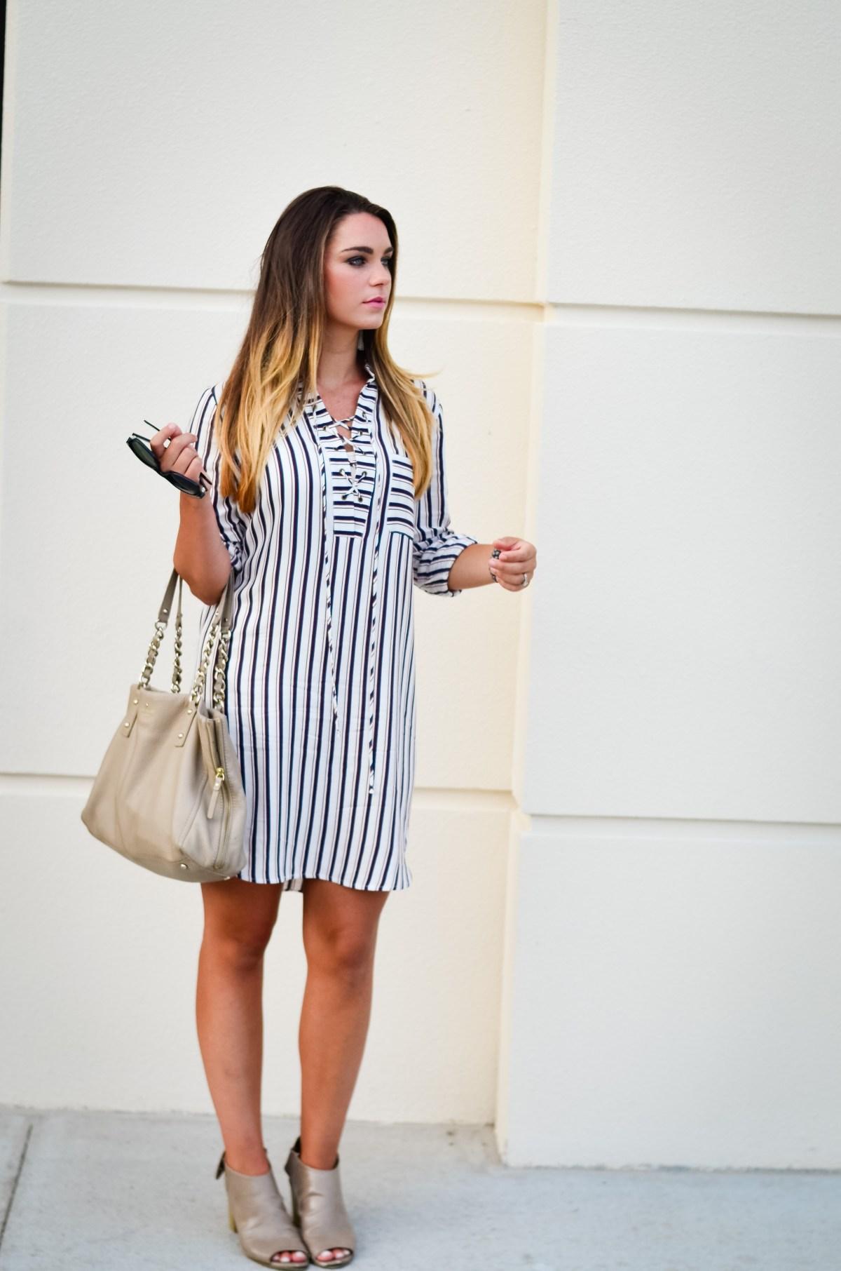 wayf shirt dress -10