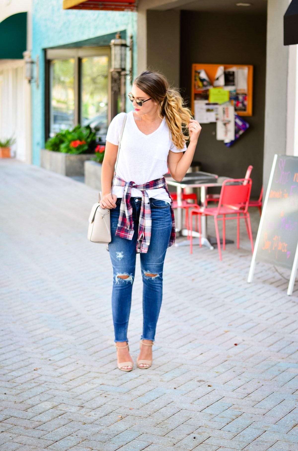 white-shirt-flannel-shirt-distressed-denim-5