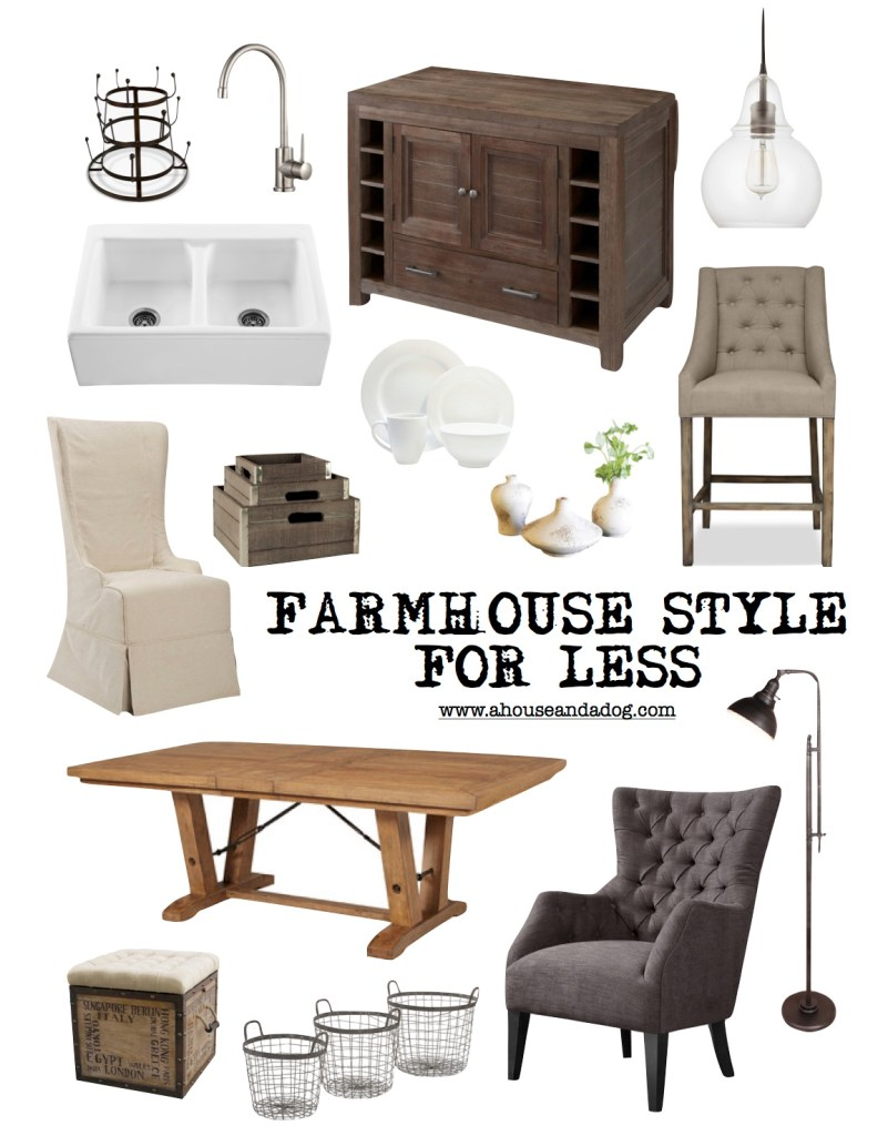 fixer upper style in your own home