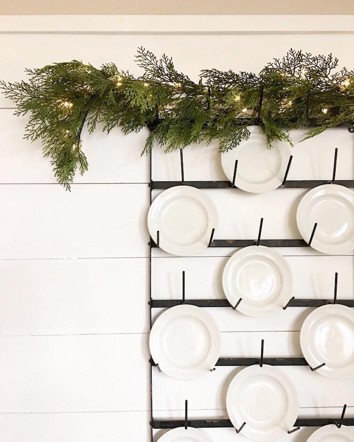 A Shiplap Christmas | helloallisonblog.com