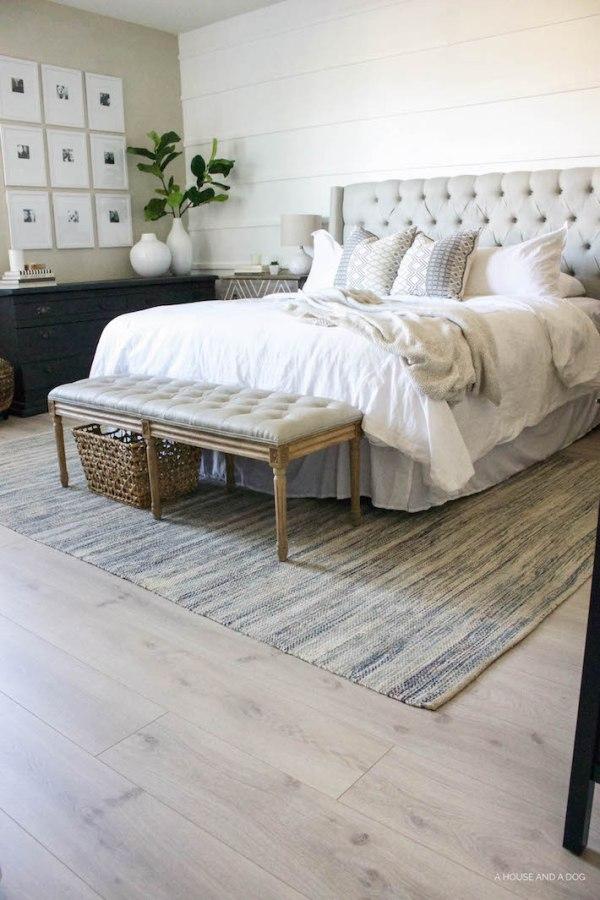 Pergo Flooring - Our New Modern Oak Floors | ahouseandadog.com