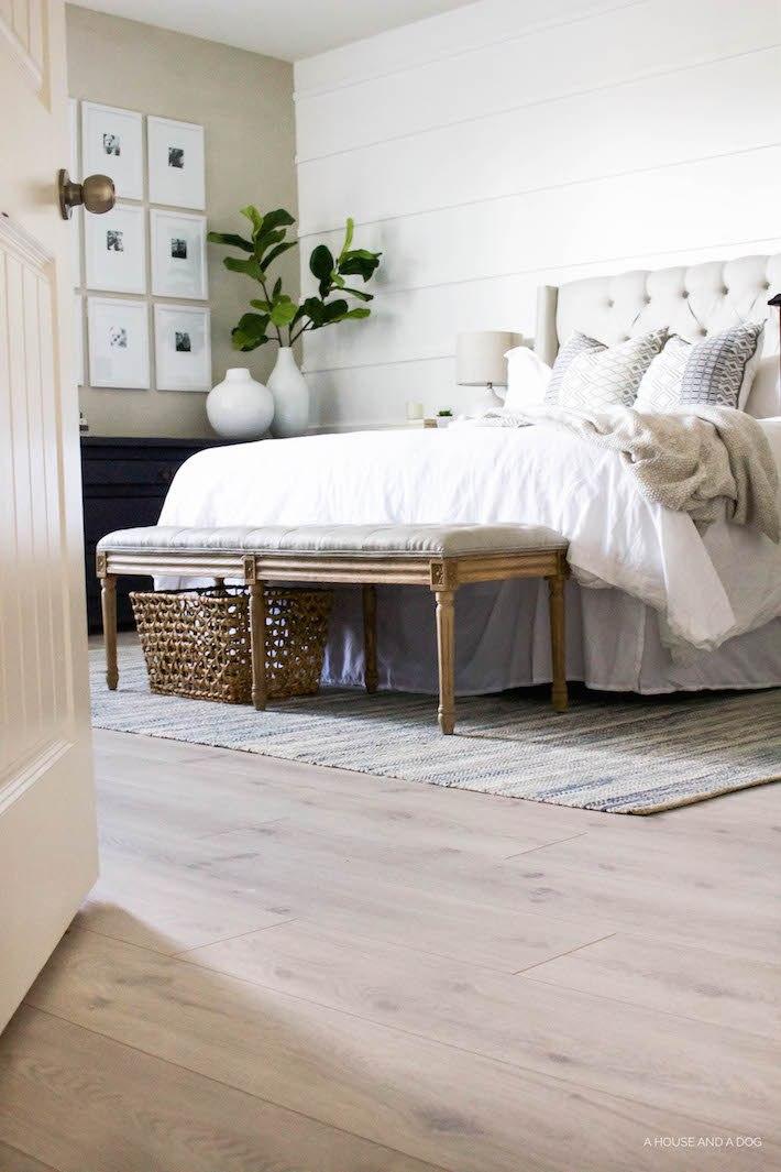 Pergo Flooring - Our New Modern Oak Floors   helloallisonblog.com