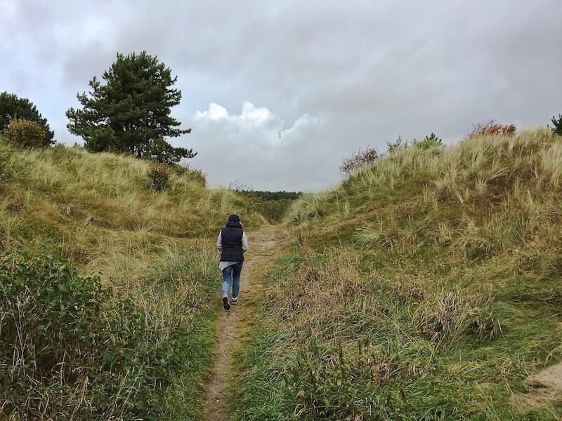 Wandelen op Ameland