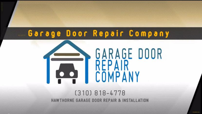 Hawthorne Garage Door Repair & Installation