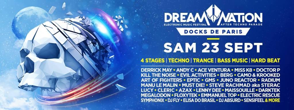 Dream Nation Festival 2017 line up