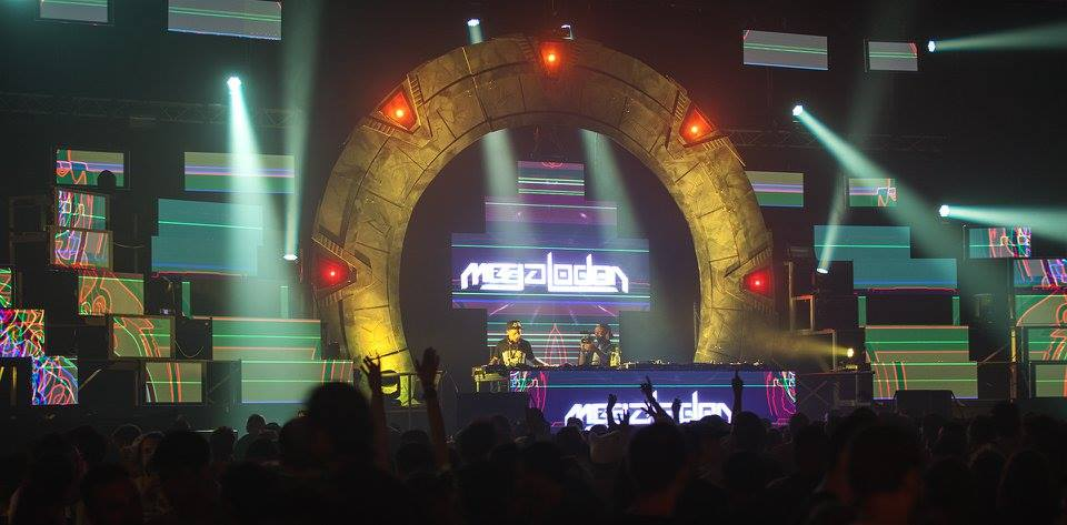 Dream Nation Festival 2017 Megalodon