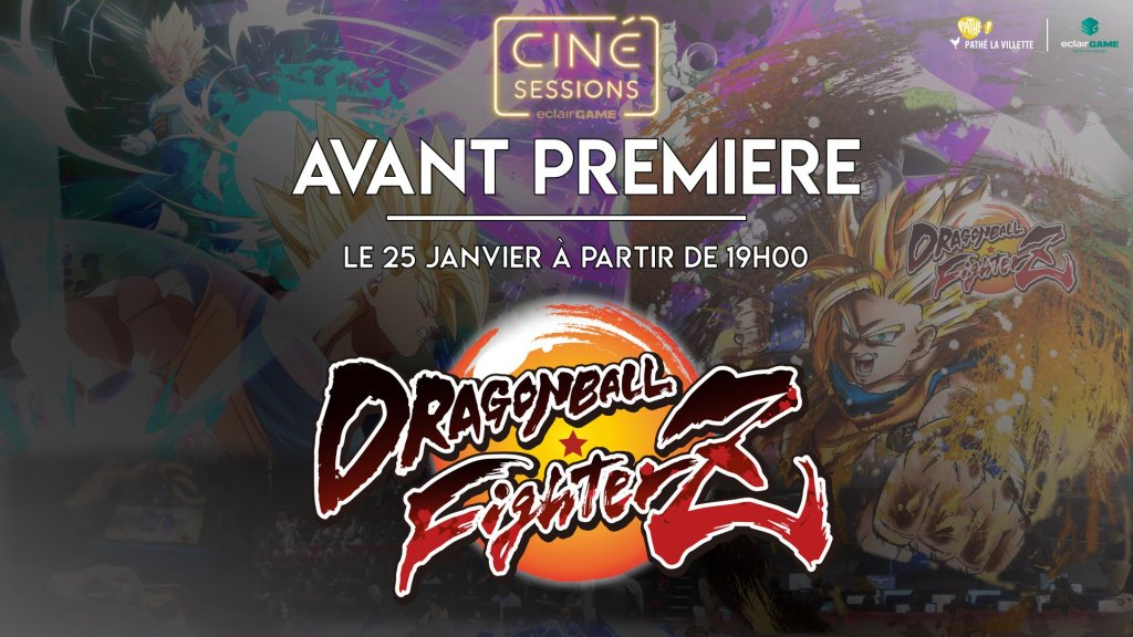 cinecessions dragon ball fighter z