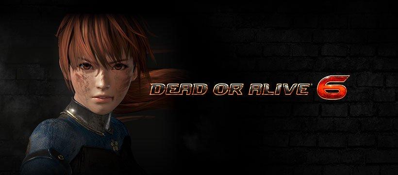 Dead or Alive 6 Kasumi