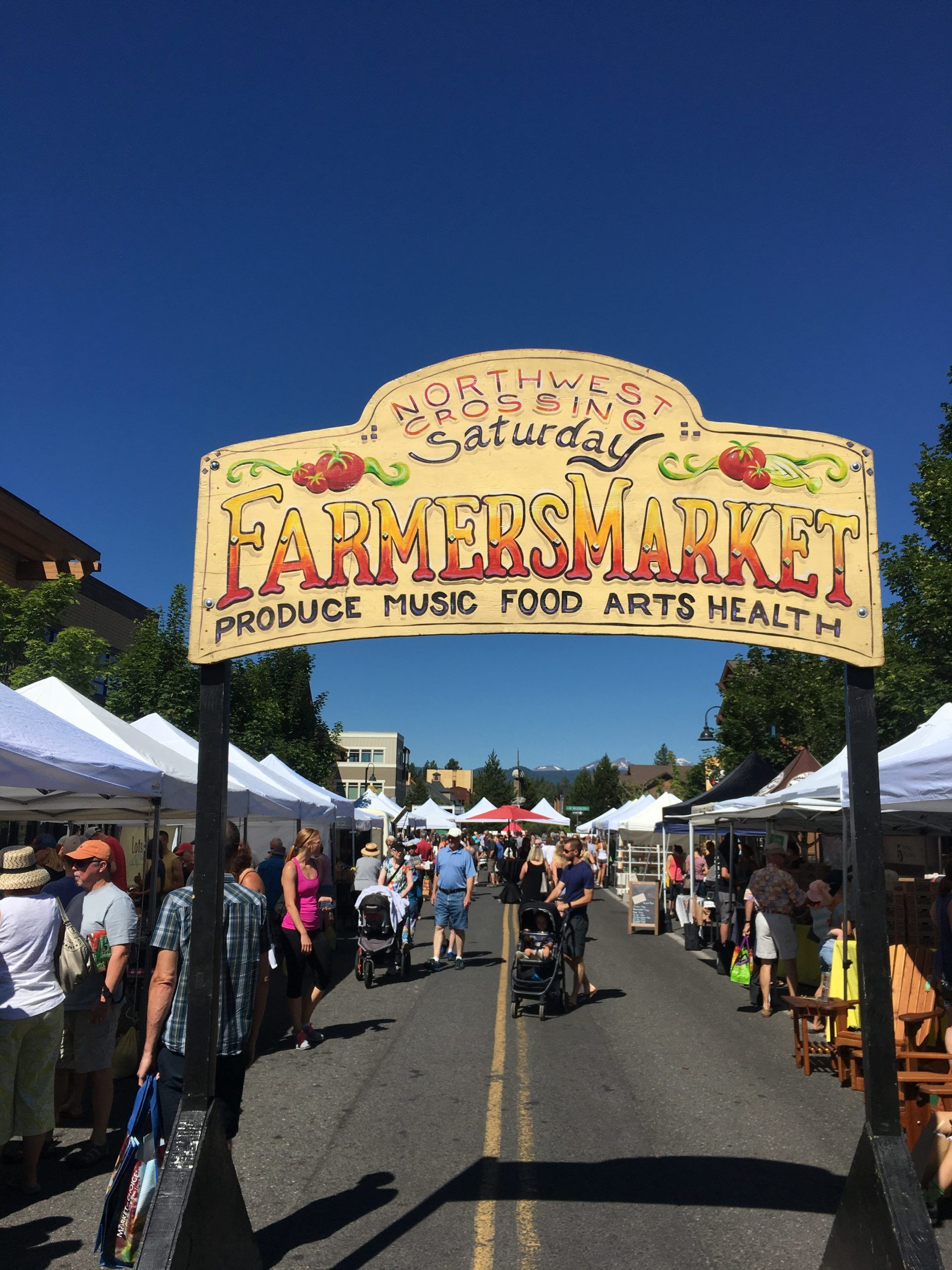 Northwest Crossing Farmers Market