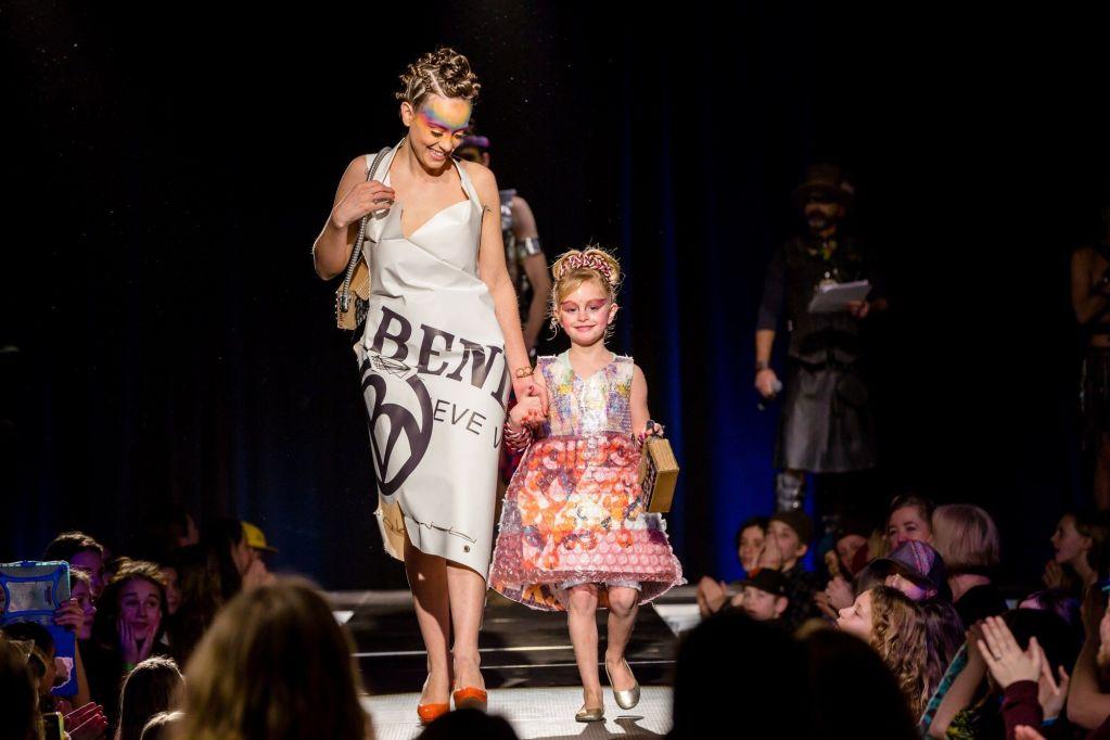 Rubbish Renewed Fashion Show