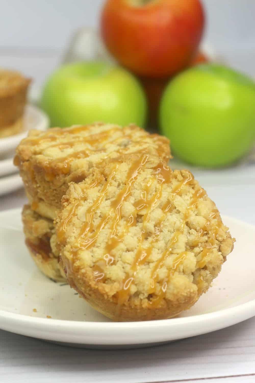 dutch apple cookie