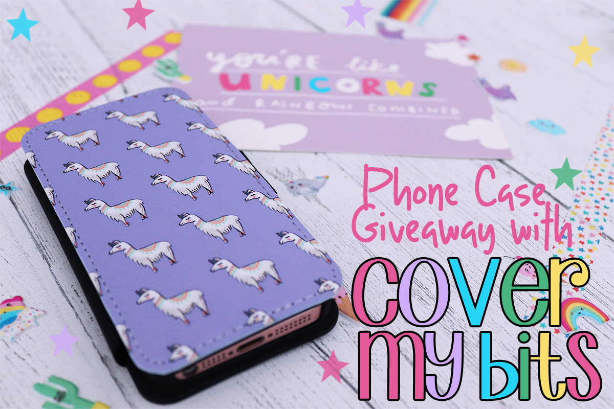 Phone Case Giveaway with Cover My Bits