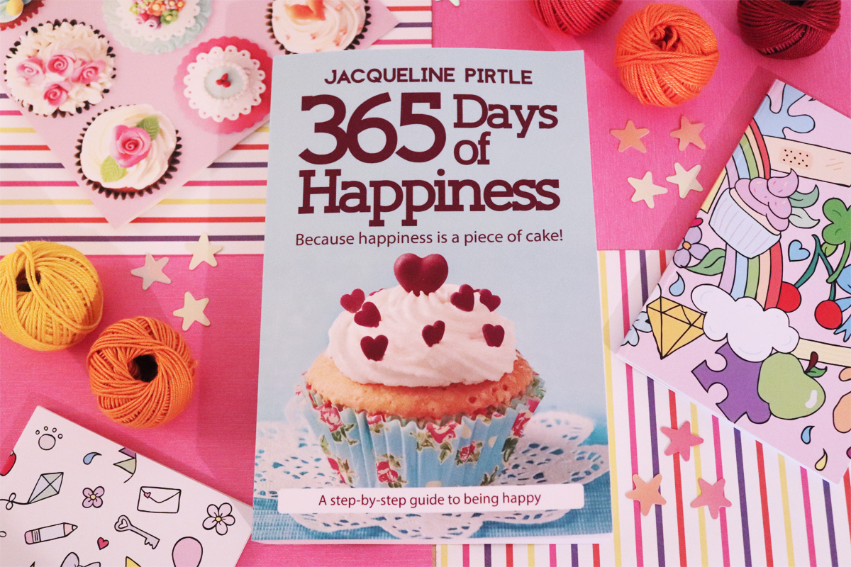 365 Days Of Happiness by Jacqueline Pirtle - Hello Bexa
