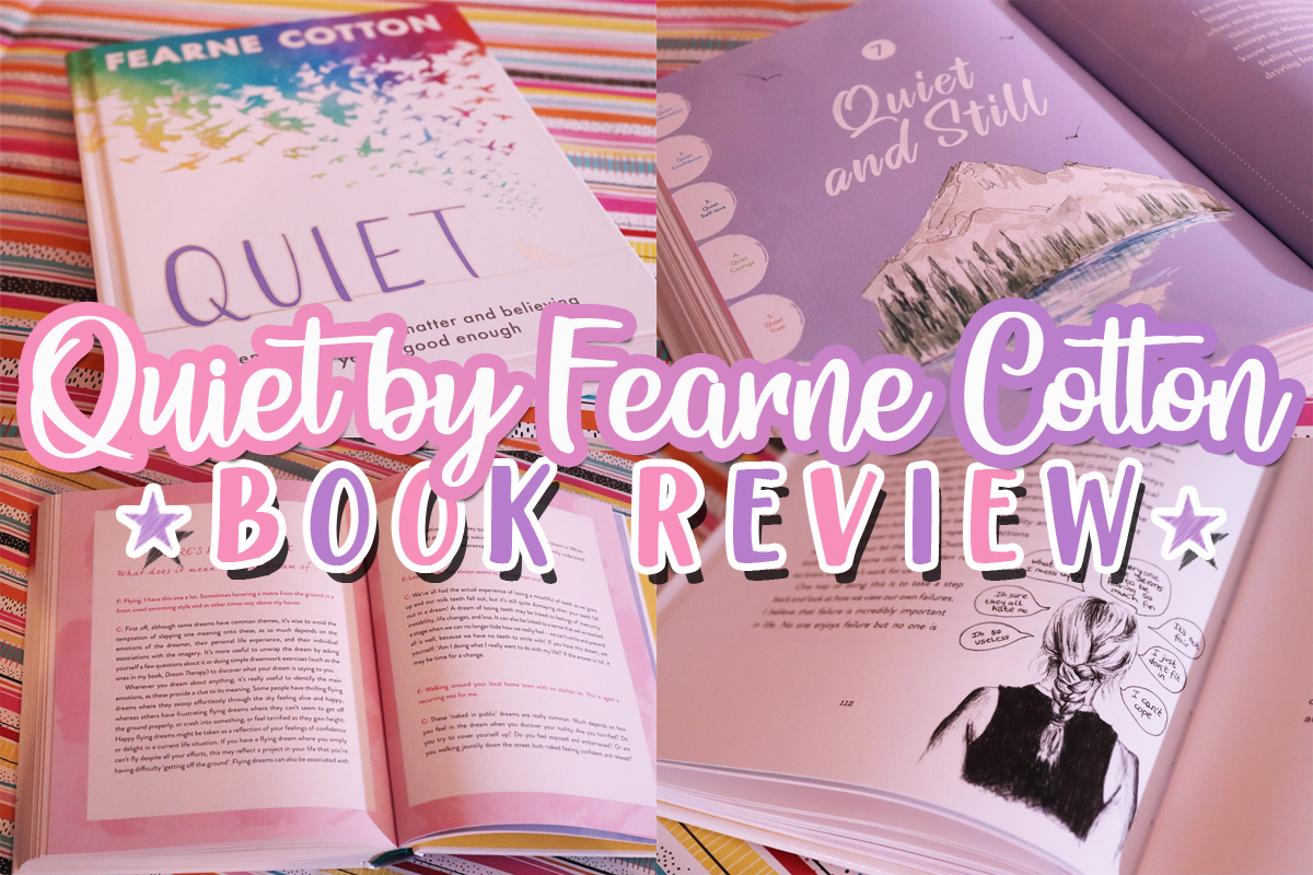 Quiet By Fearne Cotton Book Review