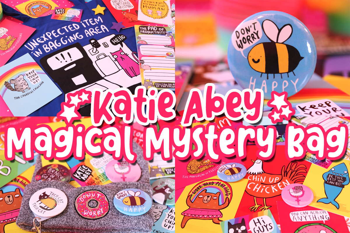 Katie Abey Magical Mystery Bag