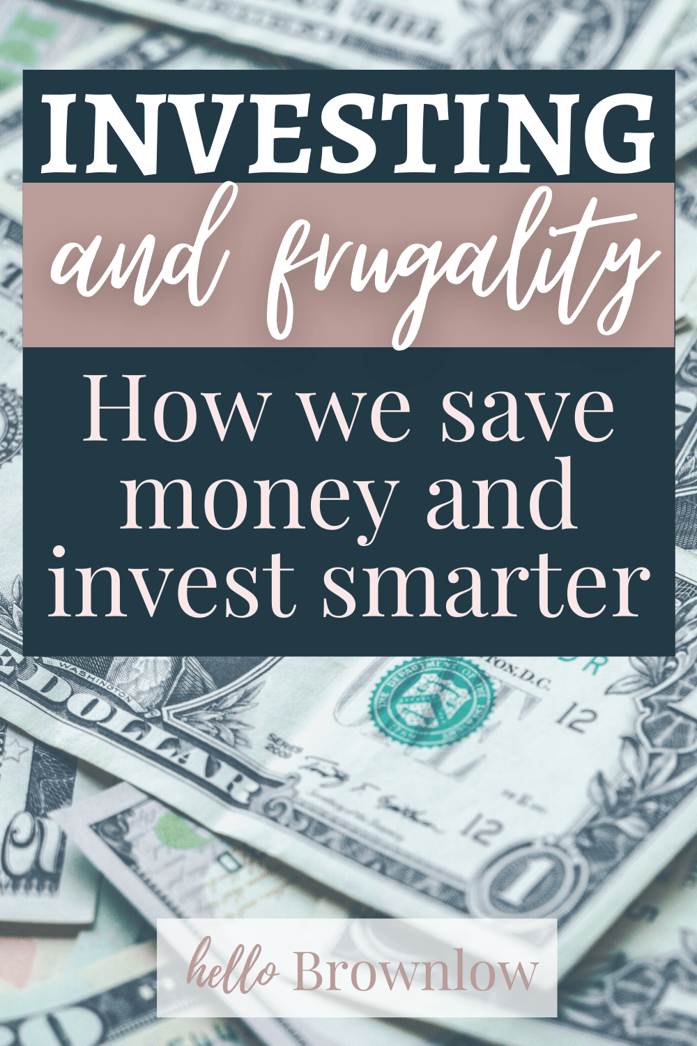 Investing and Frugality