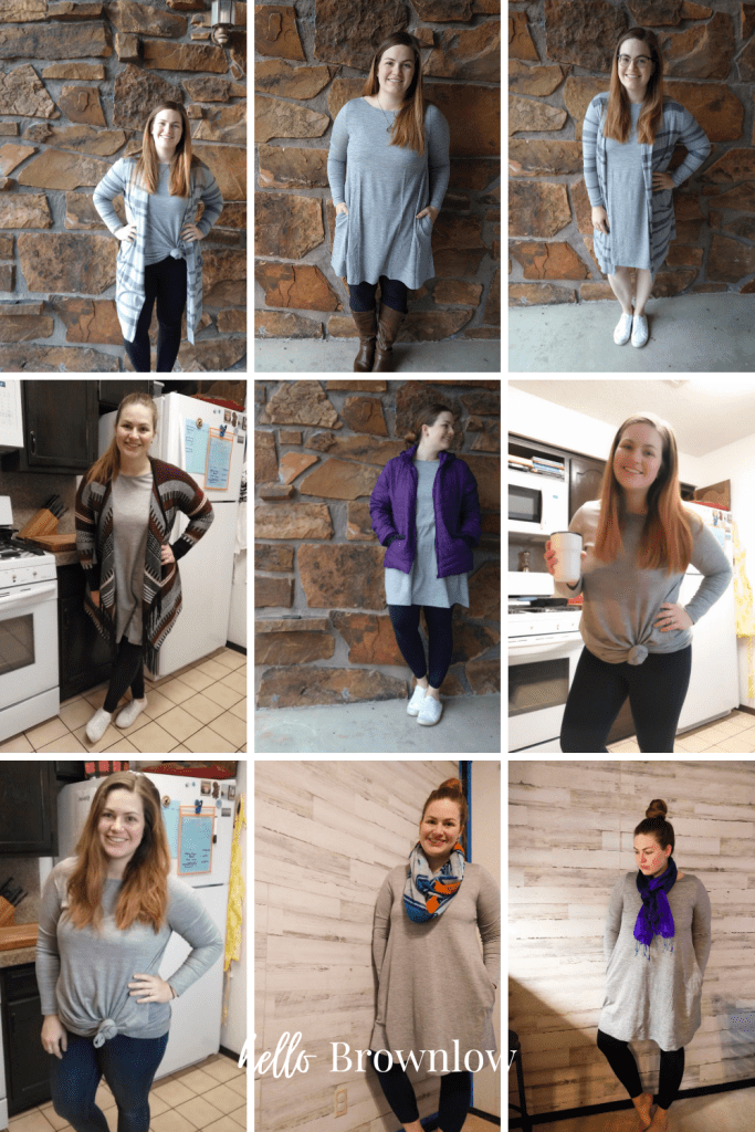 I wore the same thing for 30 days #minimalist #minimaliststyle #minimalism