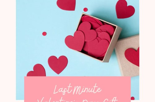 Last Minute Valentine's Day Gift Ideas They'll Love - Find gifts with a minimalist twist