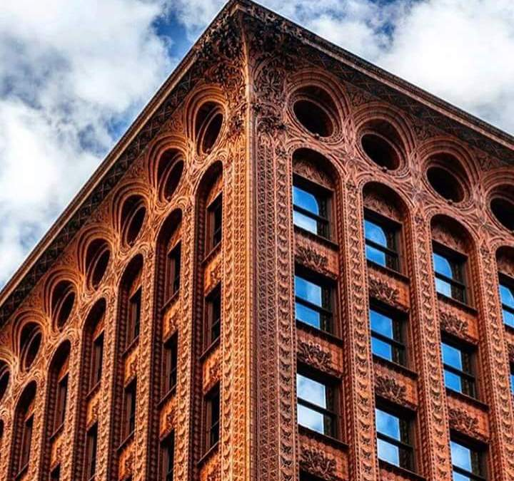 The Guaranty Building: Buffalo's First Skyscraper