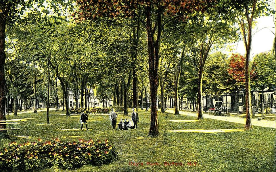 Buffalo's Residential Parks, Part 1 of 3: Day's Park