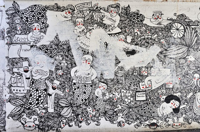 Murale Amantea Kalabria