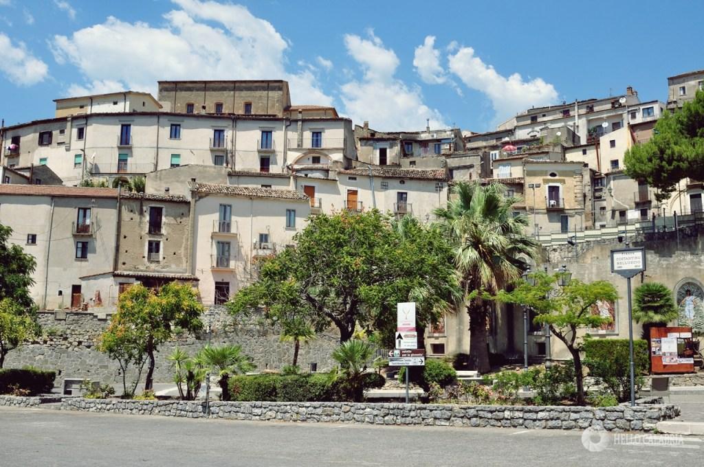 Altomonte, miasto ukryte w głębi lądu Kalabrii