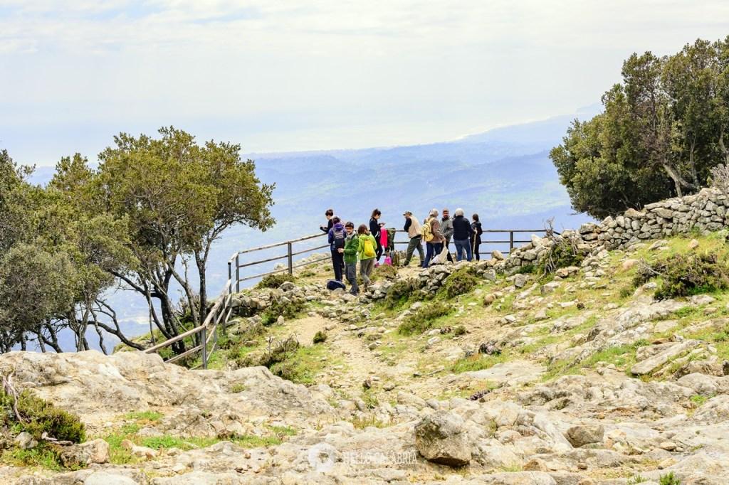 Monte Tre Pizzi, Antonimina, Aspromonte