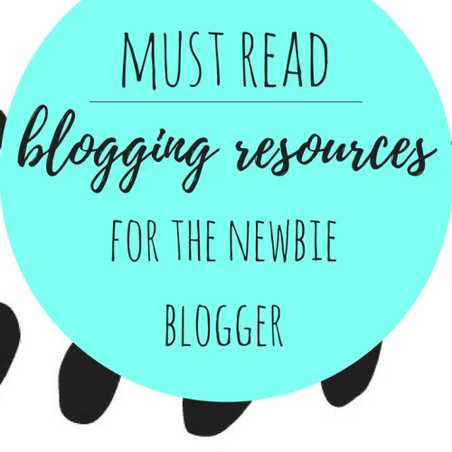 Blogging Resources for the Newbie Blogger