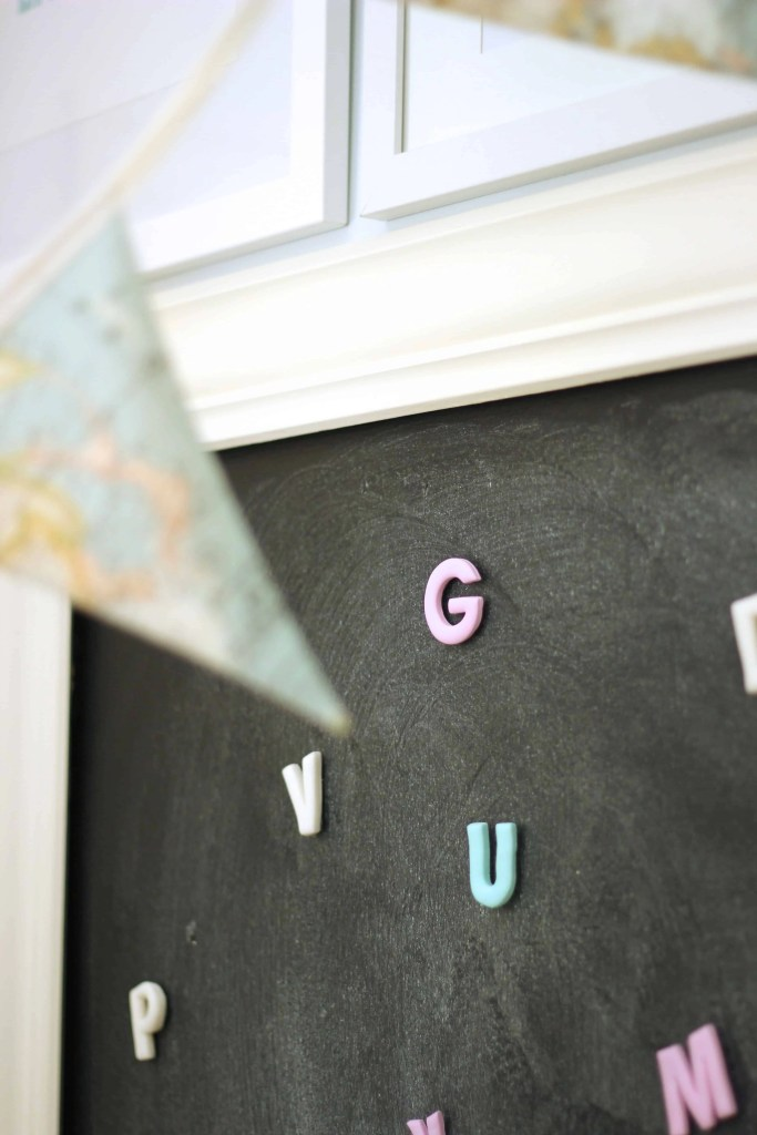 Clay Alphabet Magnets