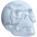 Cheap Halloween Decorations-styrofoam witch, skull, Frankenstein head