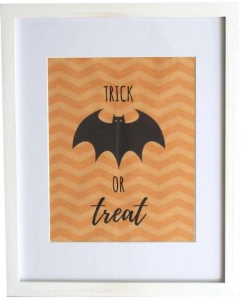 Cheap Halloween Decorations-FREE Print