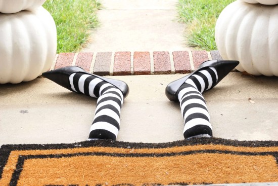 Diy The Wicked Witch Of West Central Avenue Doormat