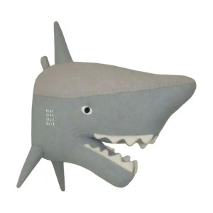 Pillowfort shark head wall decor