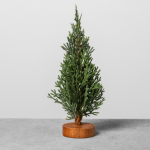 Minin cedar tree hearth and hand