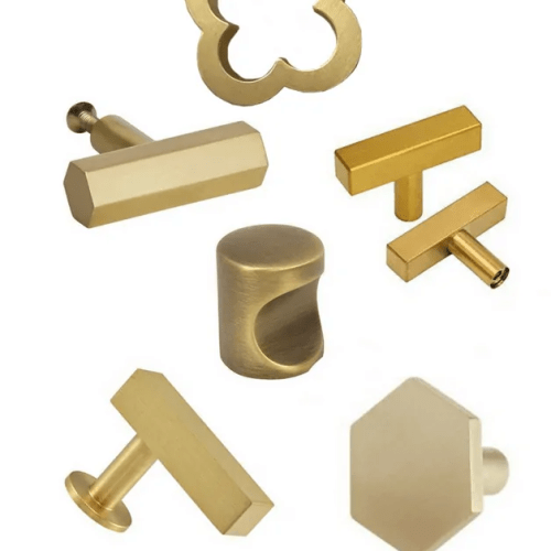 Insanely Affordable Brass Hardware to Update Your Furniture NOW!