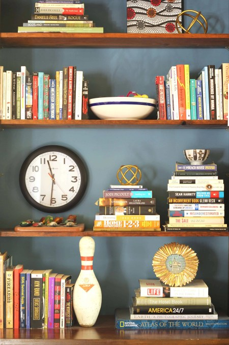 Stay organized must read solutions: designating a place for your projects to keep your clutter at bay