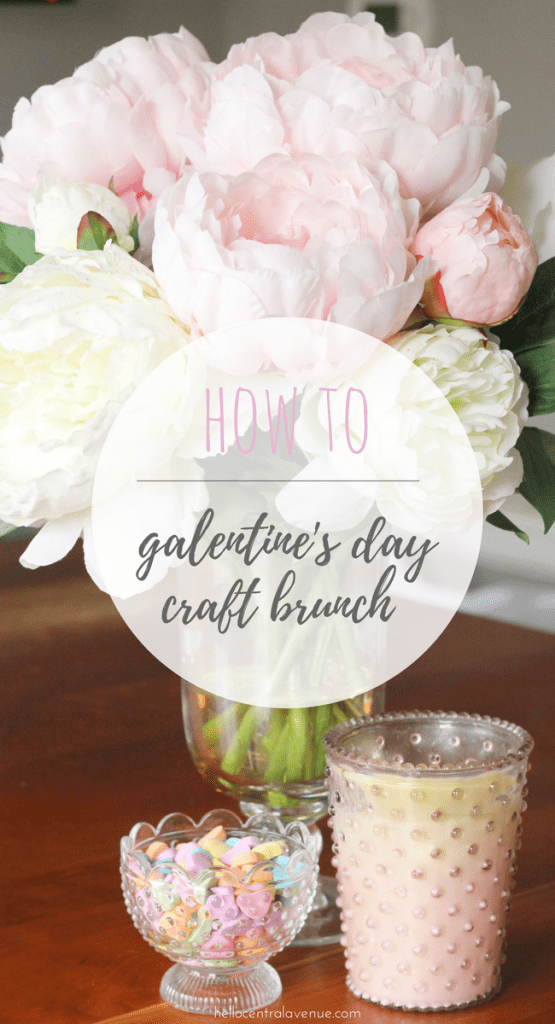 Galentine's Day Craft Brunch