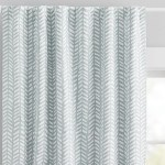 Pottery Barn kids broken arrow curtain for window above changing table