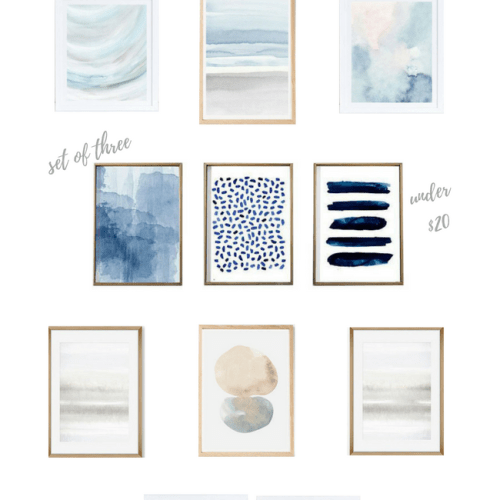 Affordable & Adorable: The Perfect Summer Printable Artwork