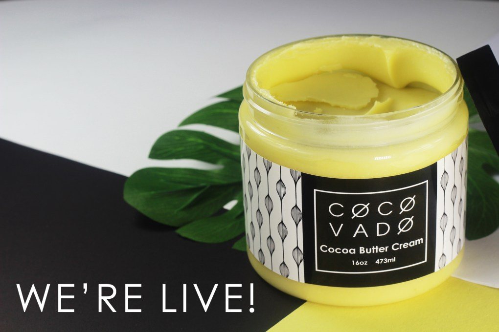 COCOVADO: An All-Natural Bodycare Line Based Out of Brampton, ON, Canada