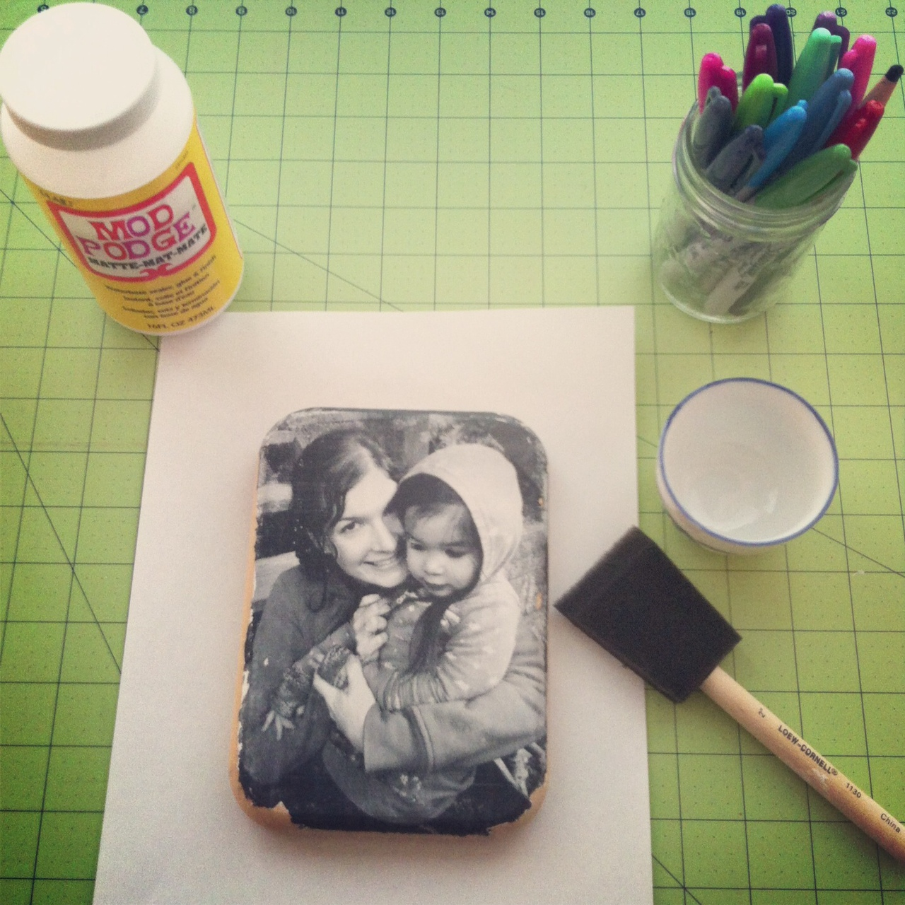 Photo to Wood Transfer Tutorial With Step By Step Photos and Instructions To Make A One of a Kind Handmade Gift. Great for photography lovers!
