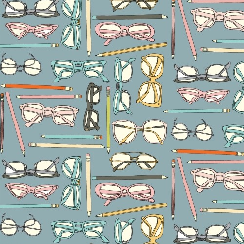Type fabric from Julia Rothman 35532-X