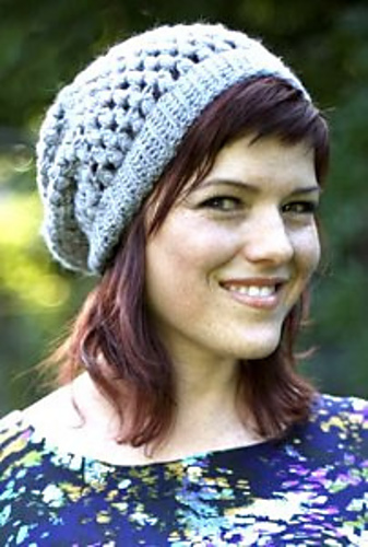 Vickie Howell Slouch Hat