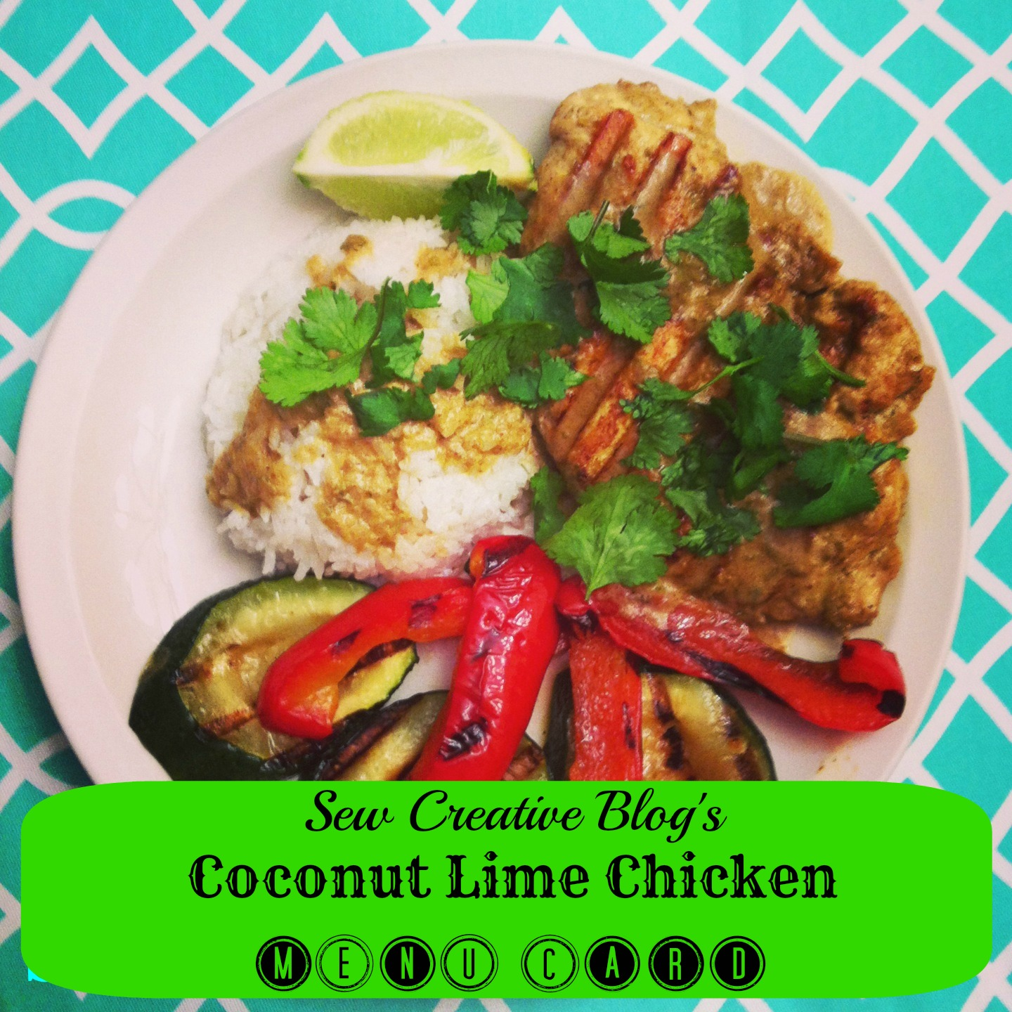 Coconut-Lime-Chicken-with-Coconut-Rice-and-Grilled-Vegetables