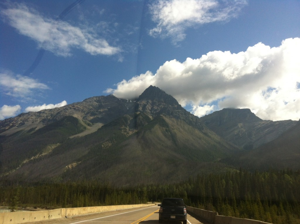 Sew Creative Family Roadtrip Vancouver to Calgary Mountains 3
