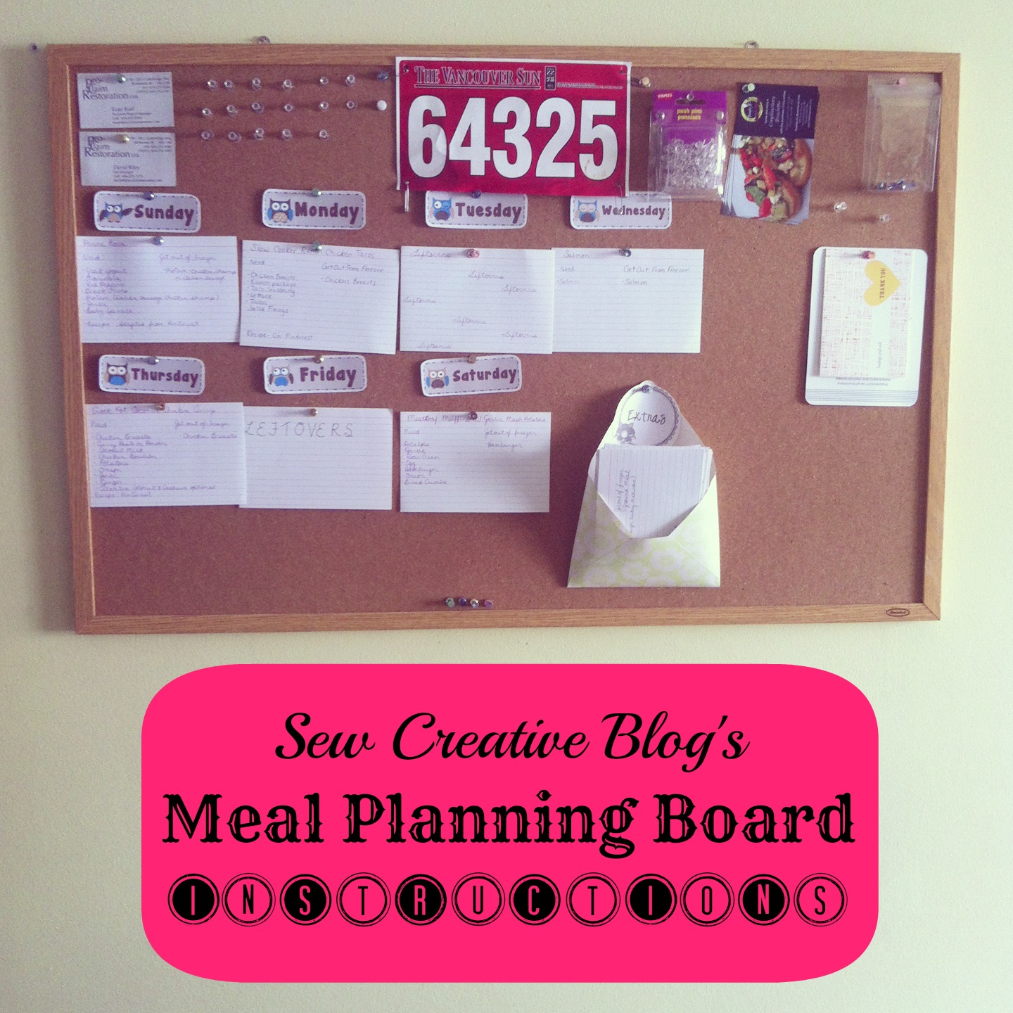 Get Out Of Your Dinnertime Rut With Meal Planning Amp