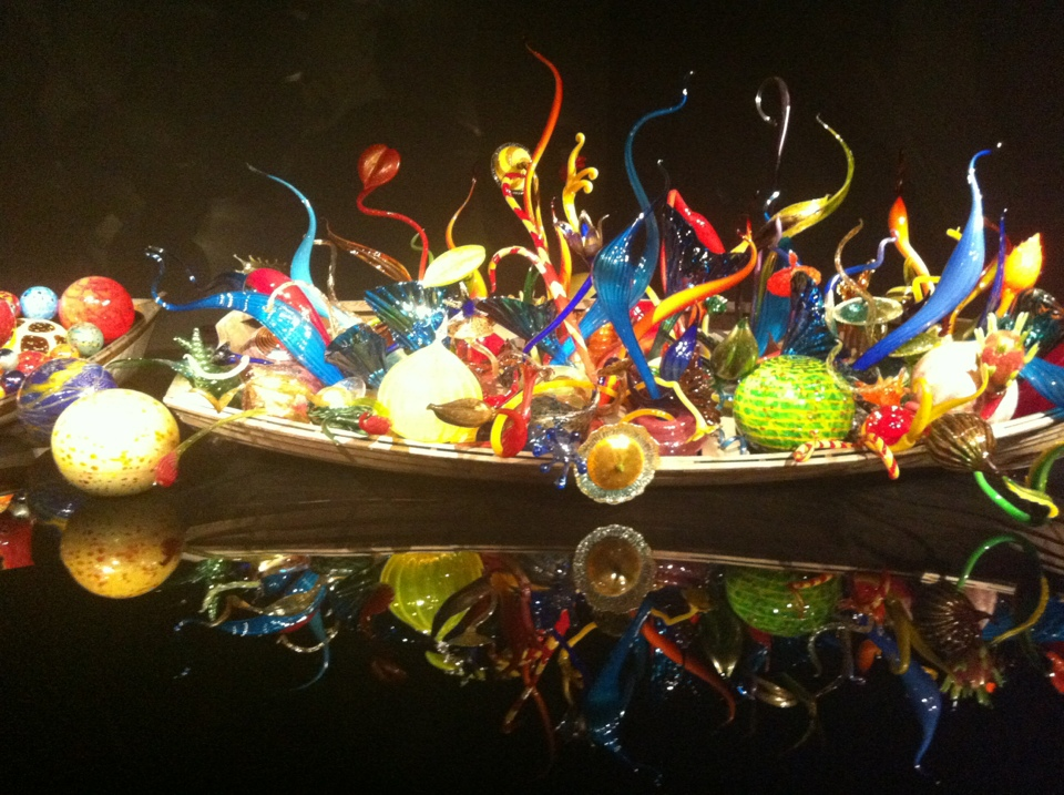 Chihuly Boat Room 2